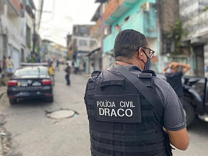 Polícia prende homem apontado como maior assaltante de bancos da Bahia