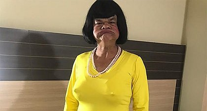 Humorista Rodela está na UTI em estado grave por conta da covid-19