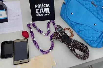 Suspeito de estupro é preso em Minas com lista de nomes de mulheres