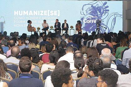 Discussões sobre o futuro levam mais de 1,3 mil pessoas a evento