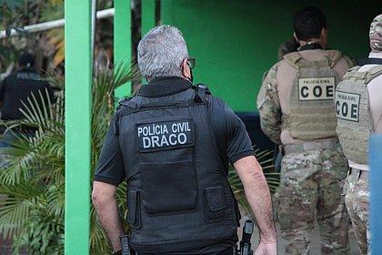 Responsáveis pelo suporte logístico de ataques a banco são presos na Bahia
