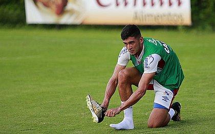 Juninho não sabe se continua no Bahia em 2017