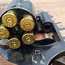 SSP apresenta arma que teria sido usada por Lindomar em confronto com PMs em Anagé