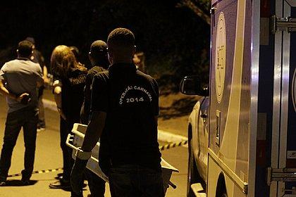 Polícia Técnic removeu os corpos para o IML