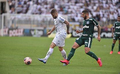 Ataques passaram em branco e partida terminou sem gols