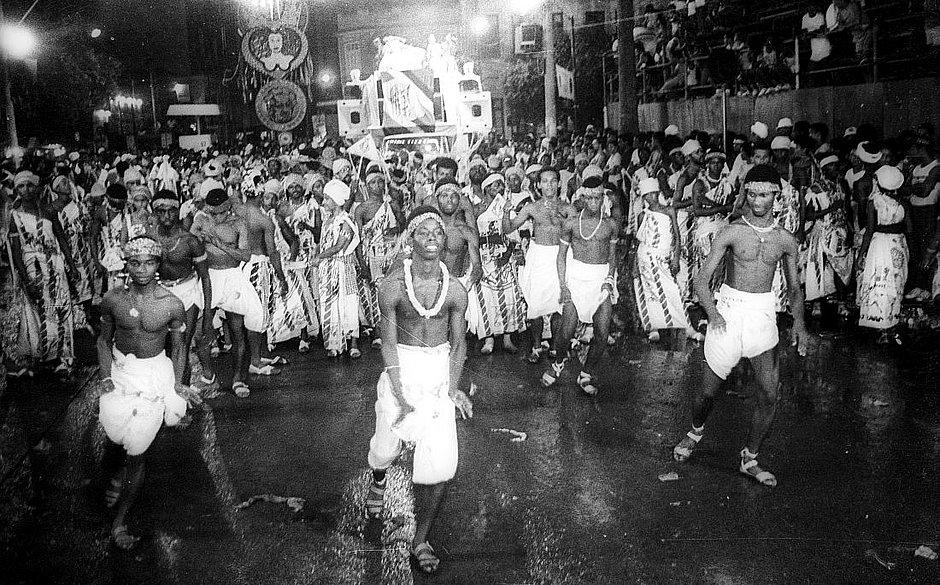 Cenas de Carnaval: Badauê