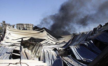 Salvador e Região Metropolitana registram um incêndio a cada três horas