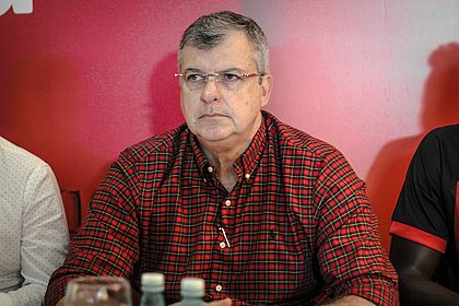 Luiz Henrique, presidente em exercício do Vitória