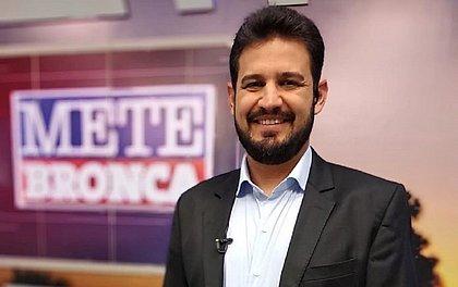 Jornalista da Record é sequestrado dentro de casa em Boa Vista, capital de Roraima