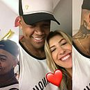 Assessoria confirma o fim do namoro de Léo Santana e Lorena Improta