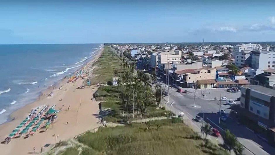 Óleo chega à primeira praia do Sudeste, em São Mateus, no Espírito Santo