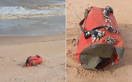 R$ 1 milhão em pasta base de cocaína é localizado em praia na Bahia