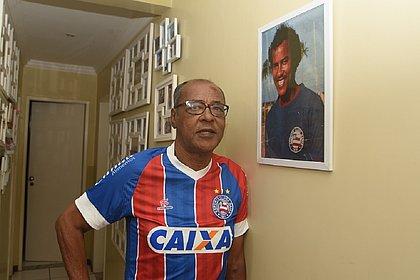 Sapatão venceu sete baianos consecutivos pelo Bahia
