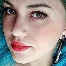 Géssica Dias Tizon, 20, foi atingida por tiro de rifle e facadas