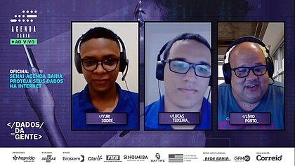 Oficina do Fórum Agenda Bahia mostra como proteger os dados na internet