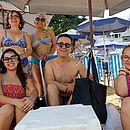Família de Brasília pretende passar 20 dias curtindo o Verão de Salvador