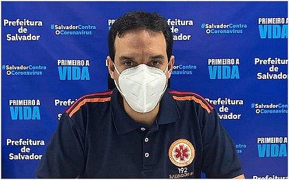 Estoque para segunda dose da Coronavac em Salvador acaba quinta, diz secretário