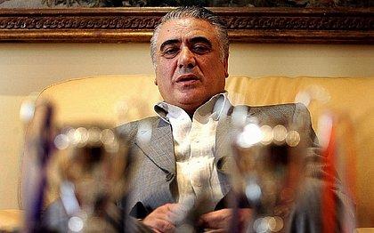Lorenzo Sanz presidiu o time madridista entre 1995 e 2000