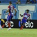Ramires teve atuação discreta contra o time paranaense