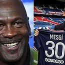 Jordan teve lucro milionário com ida de Messi ao PSG