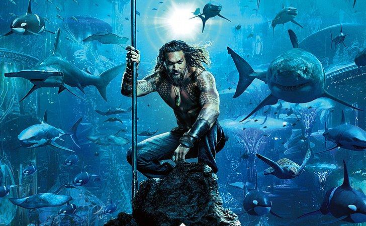 Com visual deslumbrante, Aquaman é um ótimo filme de fantasia