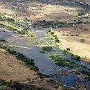 Confluência do Rio Paratigi com o Rio Paraguaçu