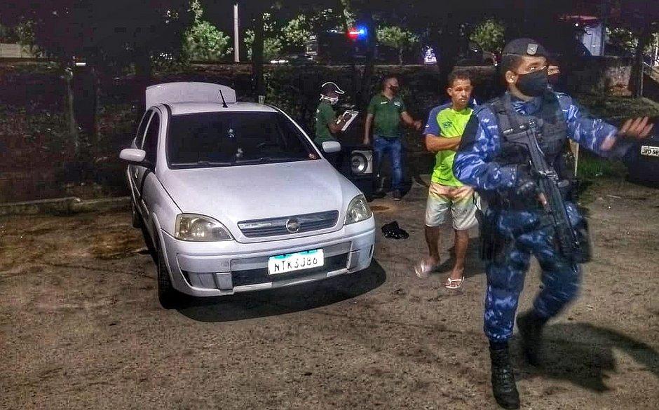 Fim de semana teve 80 estabelecimentos interditados e 29 festas interrompidas