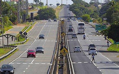 Feriadão teve queda de 45% no número de acidentes nas rodovias baianas