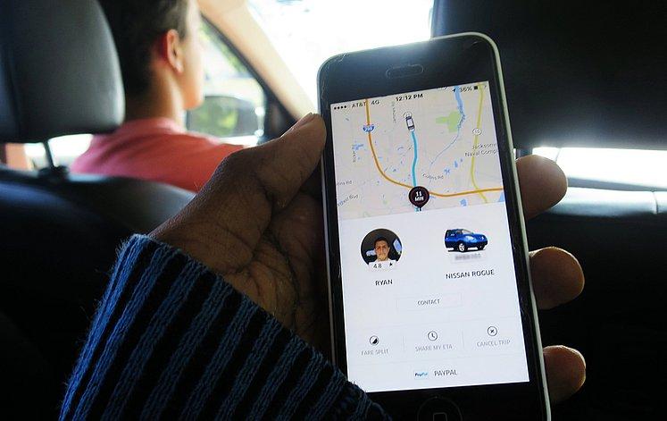 motoristas por app
