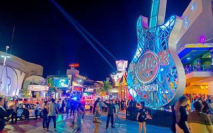 O Hard Rock em Cancun faz parte dos hotéis all inclusive do litoral caribenho do México