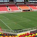A Arena da Floreste, em Rio Branco, sediará a estreia do Bahia na Copa do Brasil