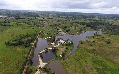 Fazenda Escola Unirb tem cinco mil hectares