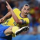 Ibrahimovic foi convocado para a seleção da Suécia