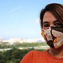 Mariana Machado, jornalista, sobrevivente da covid-19