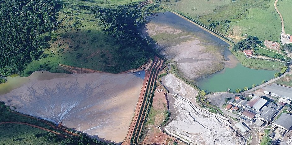 Pior que Brumadinho: barragem na Bahia é interditada por risco de rompimento