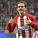 Griezmann é uma das estrelas do Atlético de Madrid