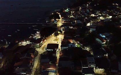Ilhas de Salvador recebem nova iluminação