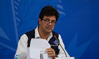 'Aumentar o uso da cloroquina pode provocar mortes em casa', diz Mandetta