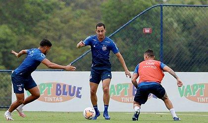 Recuperado, Rodriguinho é opção para Mano Menezes na Copa Sul-Americana