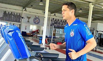 Anderson Martins teve nome publicado no BID e já pode entrar em campo pelo Bahia