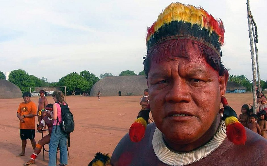 Liderança do Alto Xingu, cacique morre vítima da covid-19