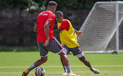 Vitória iniciou treinos da pré-temporada nesta terça-feira (9)