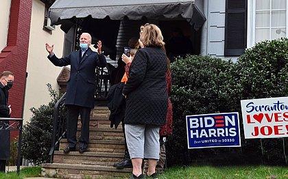 Joe Biden vence Trump no Wisconsin, diz órgão eleitoral