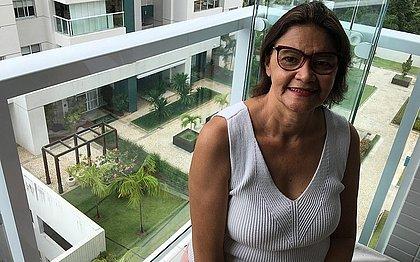 A professora Iara Martins precisou adiar duas vezes o cruzeiro para a Itália por causa das restrições do país na pandemia