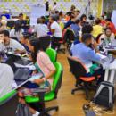 Integrantes das startups selecionadas para o Acelere[se] terão acesso a mentorias, espaço de coworking e contato com potenciais investidores