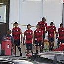 Sub-23 do Vitória se apresentou cheio de caras novas