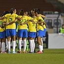 Seleção feminina ficou com o vice-campeonato do Torneio Internacional