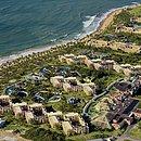 O complexo hoteleiro do Iberostar é uma das grandes atrações da região