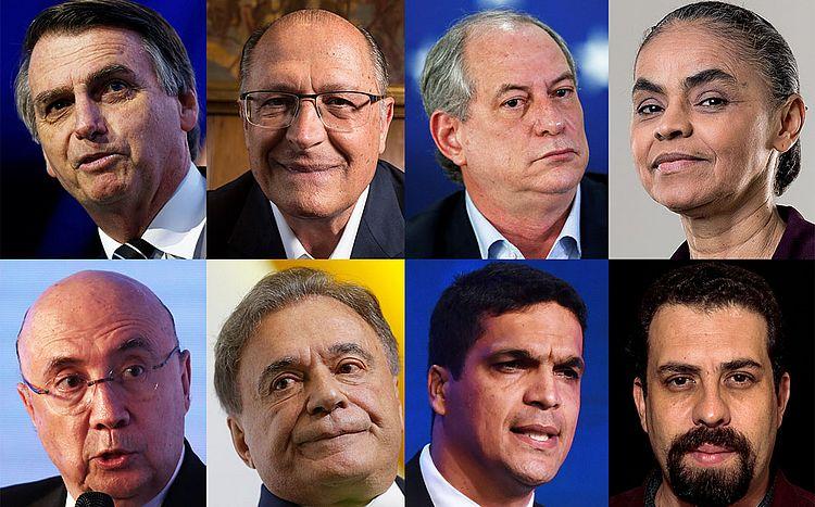 Ibope: sem Lula, Bolsonaro lidera corrida presidencial