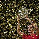 Federer bateu Minaur e faturou mais um Torneio da Basileia